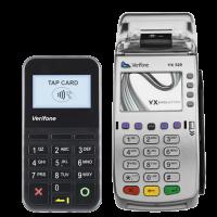 VeriFone VX 520 с PINPAD PP1000SE