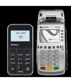 """Платежный терминал """"VeriFone VX 520"""" с PINPAD PP1000SE"""