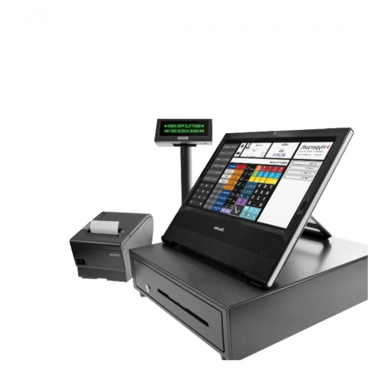 POS-система  с фискальным регистратором «DATECS-HTC FP700»