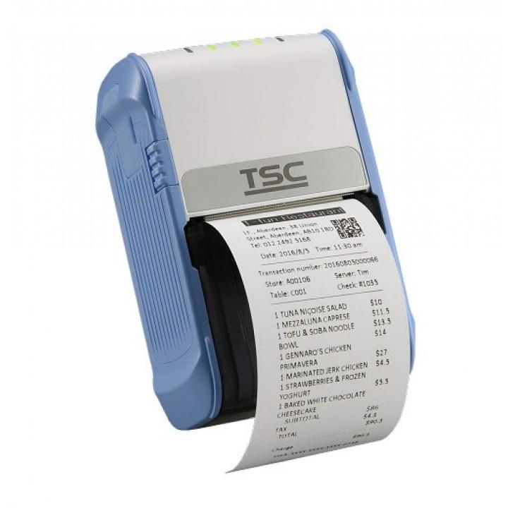 Принтер переносной TSC Alpha-2R