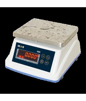 Весы порционные пылевлагозащищённые MASTER MSWE
